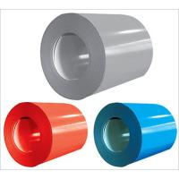 Scratch - Resistance Color Coated Coils Aluminum Alloy 1100 For Door Frames / Panels Manufactures