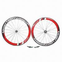 Bicycle Wheelset with 6-layer High Modulus UD Rims Manufactures