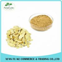 Chinese Herbal Astragalus Extract Astragalus Polysaccharide Manufactures