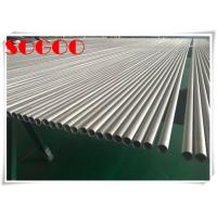 China Super Duplex Stainless Steel Seamless Alloy Pipe 654SMO / RS-2 / S32654 / 1.4652 on sale