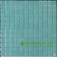 Home Decoration Glass Crystal Mosaic Tile For Bahroom,Kitchen Glass mosaic tiles For Sale Manufactures