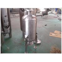 China 304 Stainless Steel Air Compressor Receiver Tank , Pneumatic Accumulator Tank on sale