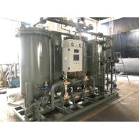 Quality N2 Membrane Type Nitrogen Generator / Nitrogen Production Plant 5-5000 Nm3/H for sale