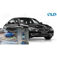BMW3 Dvr Car Parking Cameras System Video Recorder In 4 Channel Manufactures
