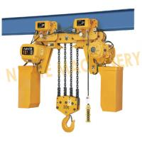 Electric Rope Hoist / 10 Ton 5 Ton Electric Hoist With Double Cover Protection Manufactures