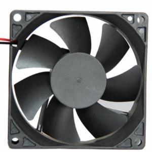 High Pressure Equipment Cooling Fans Plastic 12V 24V 48V For Computer Fridge Manufactures