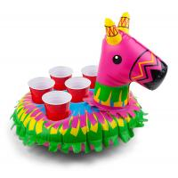 Buy cheap PVC Pinata Multi Drink Float Inflatable Drink Holder Unicorn Horse Cup Holder from wholesalers