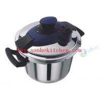 China Hot sale Clamp system pressure cooker for EU market,thickness 1.0mm on sale