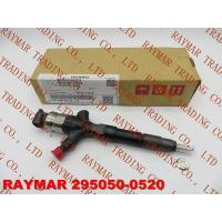 China DENSO Common rail injector 295050-0180, 295050-0520 for TOYOTA Hilux 23670-0L090, 23670-09350 on sale