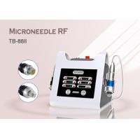 Facelifting Portable Fractional RF Microneedle Machine For Scar Removal Manufactures