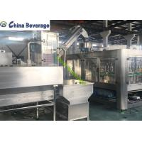 China Small Plastic Water Bottling Equipment , Water Bottle Filling Machine on sale