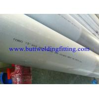 "15 - 300 mm SMLS , ASME B36.19 Duplex Stainless Steel Pipe 18 "" ASTM A790 / UNS S32205 Manufactures"