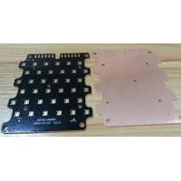High / Low Pure Copper Substrate PCB Plate Thickness 0.30mm For Communication Products Manufactures