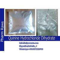 China Quinine Hydrochloride Dihydrate / Q hydrochloride dihydrate / Q HCL To Treat Vivax Malaria  No.:6119-47-7 on sale