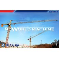 QTZ Type Construction Tower Crane 6 Ton 150m Max Superior Lifting Crane Manufactures