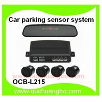 Ouchuangbo Car parking sensor system dmirror LED display Anti-freeze and rain proof OCB-L215 Manufactures