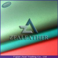 Synthetic Material Shoe Wet PU Leather Embossed Leather Manufactures