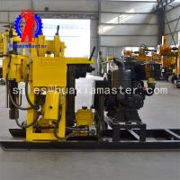 China HZ-130Y type 100-meter hydraulic drilling rig civil drilling machine small drilling machinery on sale