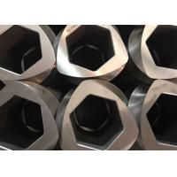 Quality SUS630 Twin Screw Extruder Parts Hexagonal Inner Hole TEX90 Precise Cutting for sale