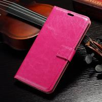 Heavy Duty Cell Phone Leather Wallet Case For Asus Zenfone 2 Shock Resistant Manufactures