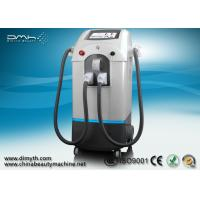 50HZ / 60HZ IPL Beauty Equipment , SHR Fast Pain Free Laser Hair Removal Machines Manufactures