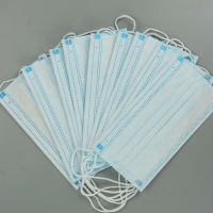 Meltblown Anti Virus Breathable Adult Anti Dust Disposable Masks Manufactures