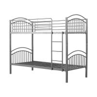 China Furniture Modern Twin Metal Bunk Beds For Kids Odorless Environmentally Friendly on sale