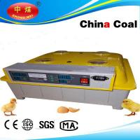 full automatic 48 eggs incubator /egg tester for free Manufactures