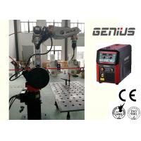 Industrial Automatic Mig Mag Co2 Welding Robot System with Laser Vision Sensing Manufactures
