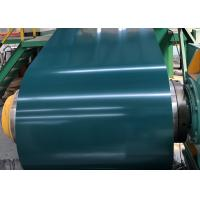 Ral 9002 Ral 9003 Color Coated Steel Coil DX51D SGCC For Warehouse Outdoors Manufactures