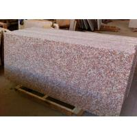 Customize Polished G687 Granite Kitchen Countertops / Worktops For Residence Manufactures