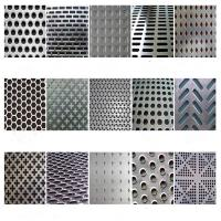 Quality custom perforated sheet metal 304 201 stainless steel sheet colour finish for sale