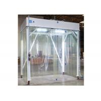 CE Raw Material Sampling Booth / Laminar Flow Booth Singly Or Combined Manufactures