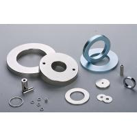 Quality industrial N33-N52 permanent NdFeB speaker magnets ring with high intensity for sale
