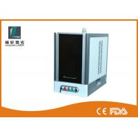 Buy cheap OEM MAX Non-Metal / Metal Laser Marking Systems , Fiber Laser Marker from wholesalers