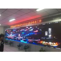 Professional P2.5 led billboard advertising for TV Studio And Video Conference Manufactures