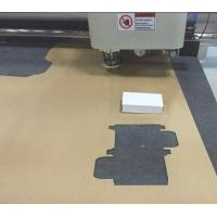 cardboard cutter making creasing machine