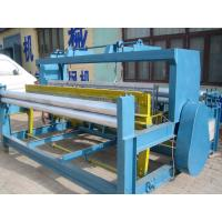 Wire Diameter 0.5-2 Mm Wire Mesh Making Machine 380V 50HZ Frequency Manufactures