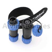 SP13 Series Plastic Electrical Connectors 125 - 500V Rated Voltage Mating Cycle Over 500 Manufactures