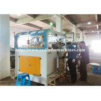 4 Side Radiator Plastic Tank Crimping Machine Hydraulic and Pneumatic Manufactures