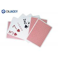 Custom Playing / Poker Rfid Chip Card For Entertainment / Advertisement Manufactures