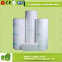 China Jw spray booth filter, ceiling filter, roof filter 560g 600g 650g on sale