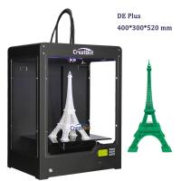 Quality Creatbot DE Plus 2 Extruder 3d Printer , Impresora 3d Printer For 3d Modeling for sale
