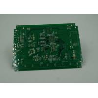 4 Layer PCB Board Fabrication with IC BGA Gold Finish FR4 Board Manufactures