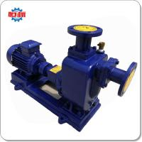 Centrifugal non clogging Sewage Waste Water Self Priming Transfer Pump Manufactures