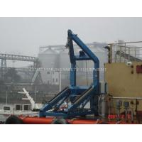Davit Crane For Lifeboat and rescue boat Manufactures