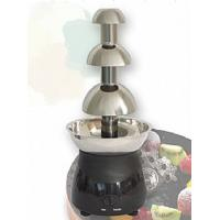 China Popular Household Products , Stainless Steel Chocolate Fountain on sale