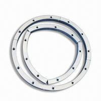 Magnets, Made of Neodymium Iron Boron/NdFeB Super Arc Segment with Ni and Zn Coating Manufactures