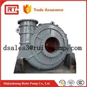 Diesel engine heavy duty wear resisting river sand dredging pump Manufactures