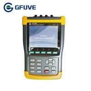 China GF438II HANDHELD THREE PHASE Power Quality and Energy Analyzer on sale